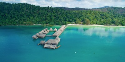 TELUNAS BEACH RESORT & PRIVATE ISLAND | Travel | The Coral ...