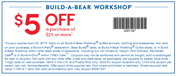 build bear coupons printable 10 30