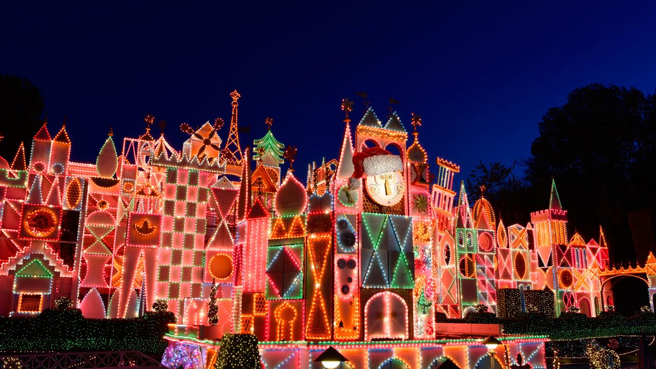 Christmas Disney Singing