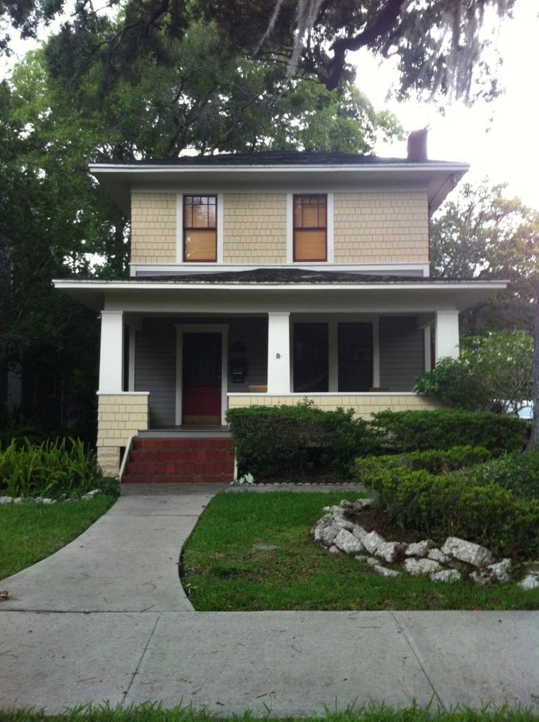 Queen Anne Style House Plans