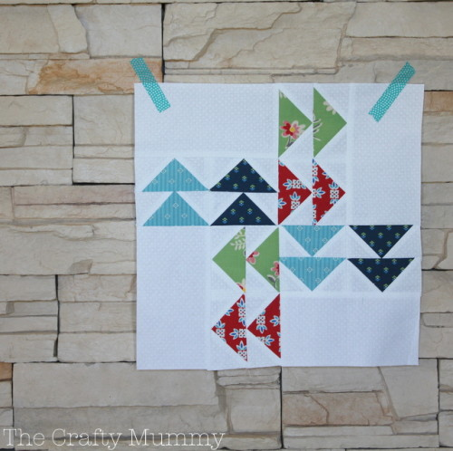 Follow Leader Modern Quilt Pattern
