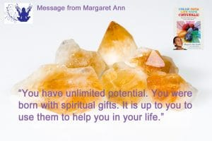 Unlimited Potential Citrine Color Your Life