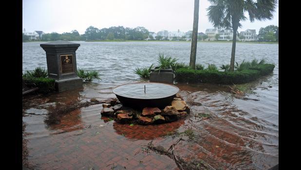 Foto Daniel Island Charleston Flooding
