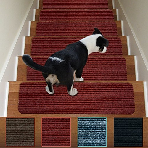 The 10 Best Stair Treads In 2020 In Depth Review | 7 Inch Carpet Stair Treads | Indoor Outdoor | Non Slip | Slip Resistant | Rug Styles | Tread Covers