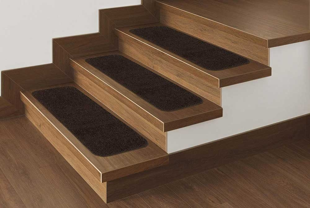 The 10 Best Stair Treads In 2020 In Depth Review | Safety Treads For Wooden Stairs | Anti Slip Stair Nosing | Rubber | Pet Friendly | Slip Resistant | Floating Staircase