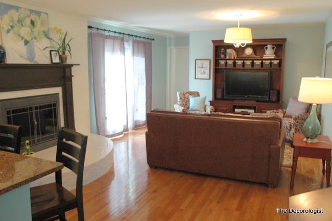 Painting Room Hardwood Floors