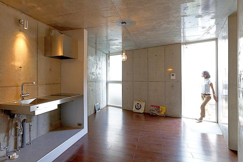 Monoclinic House By Atelier Tekuto