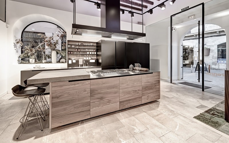 Modern Kitchen Design Apartment