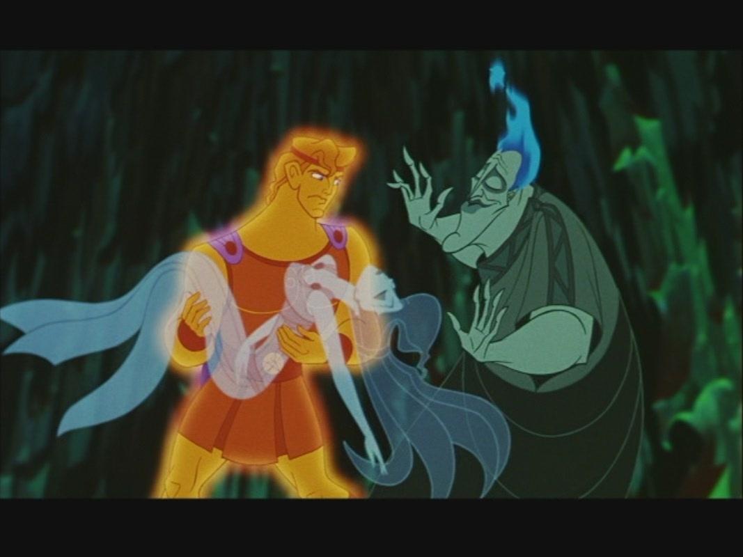 Hercules (1997)   The Disney in me