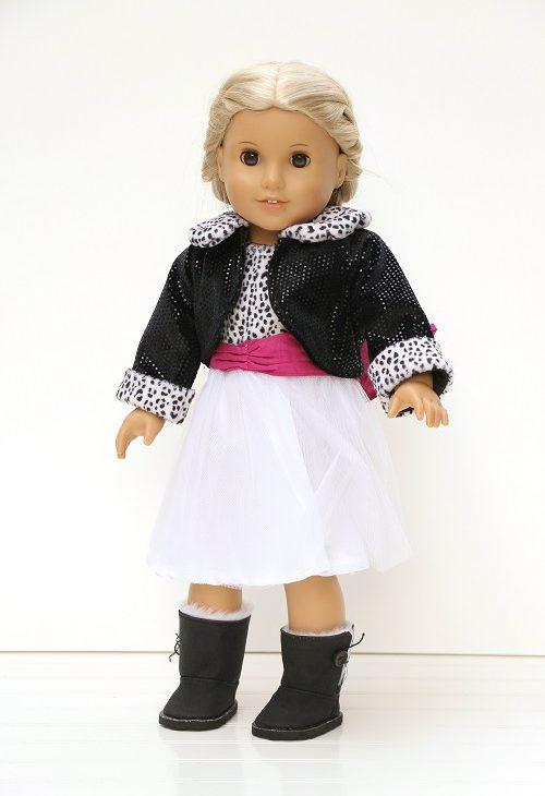 Doll Set Ag Deluxe Boutique