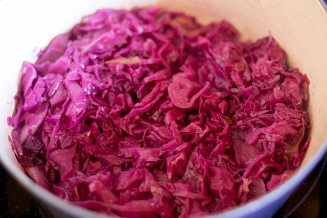 Blaukraut German Red Cabbage The Domestic Man