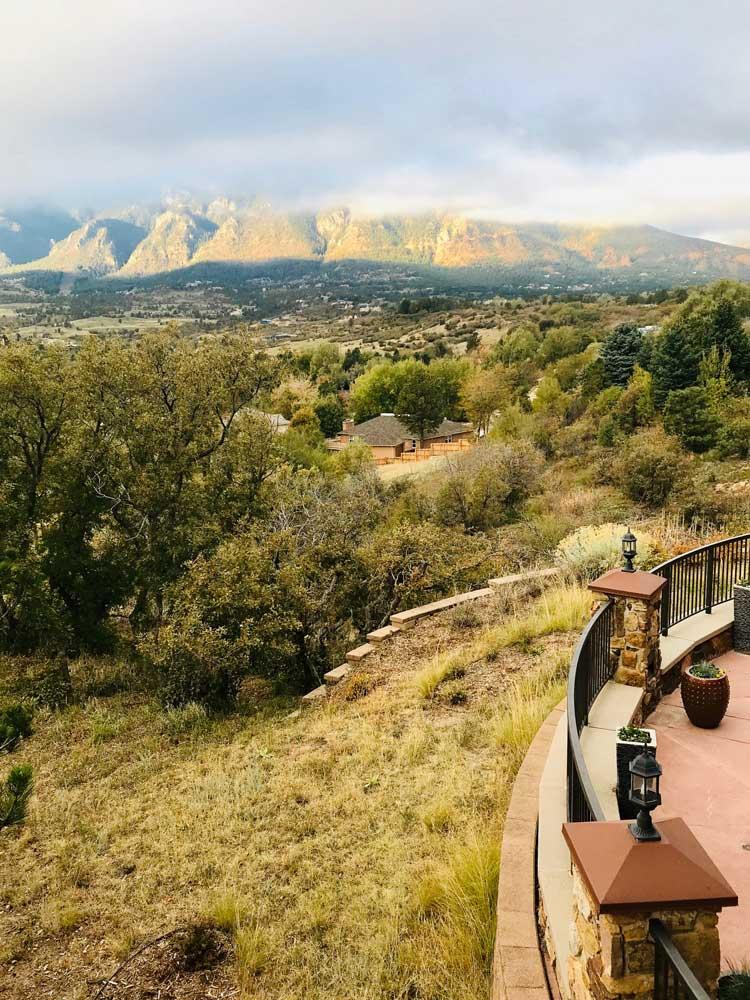 Colorado Springs Mountain Resort Cheyenne