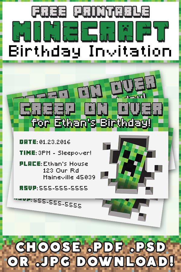minecraft printable images # 40