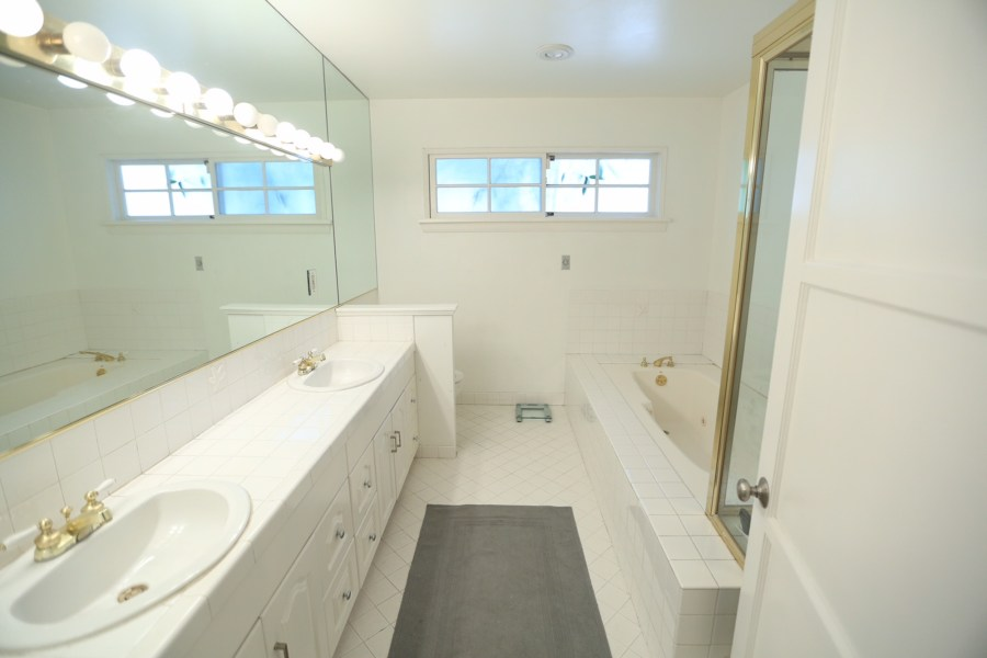 Master Bathroom Renovation    Before   After   The Effortless Chic bathroom remodel modern 0815 11a