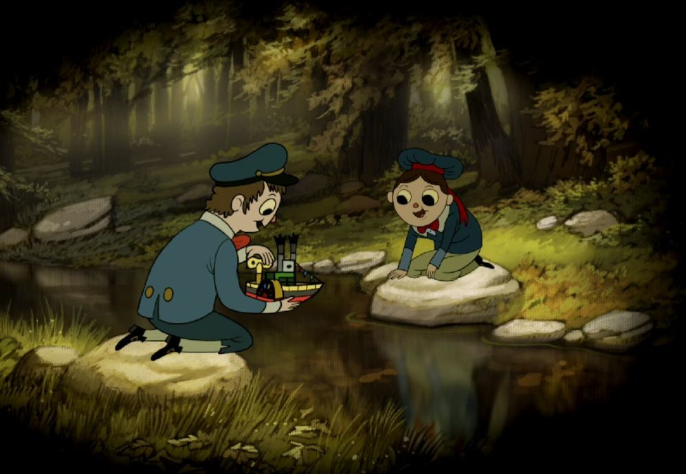 'Over The Garden Wall' Is The Best Fall TV Show You've ...