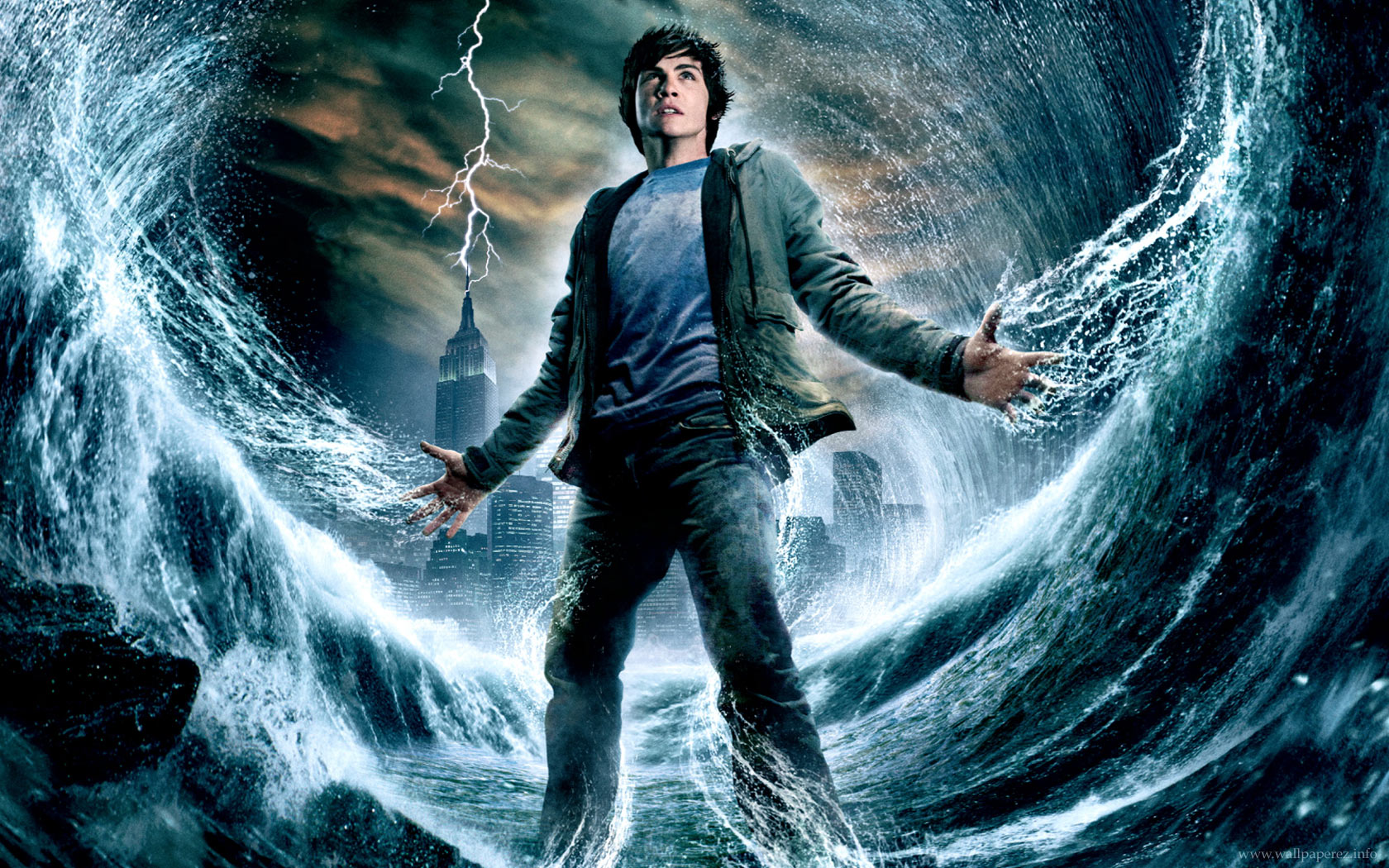'Percy Jackson' Sequel Forthcoming