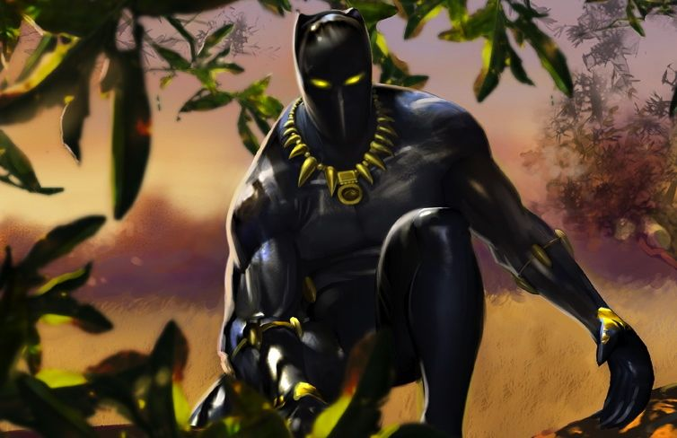 Marvel Preparing Black Panther For Standalone Film 2014 Release Possible