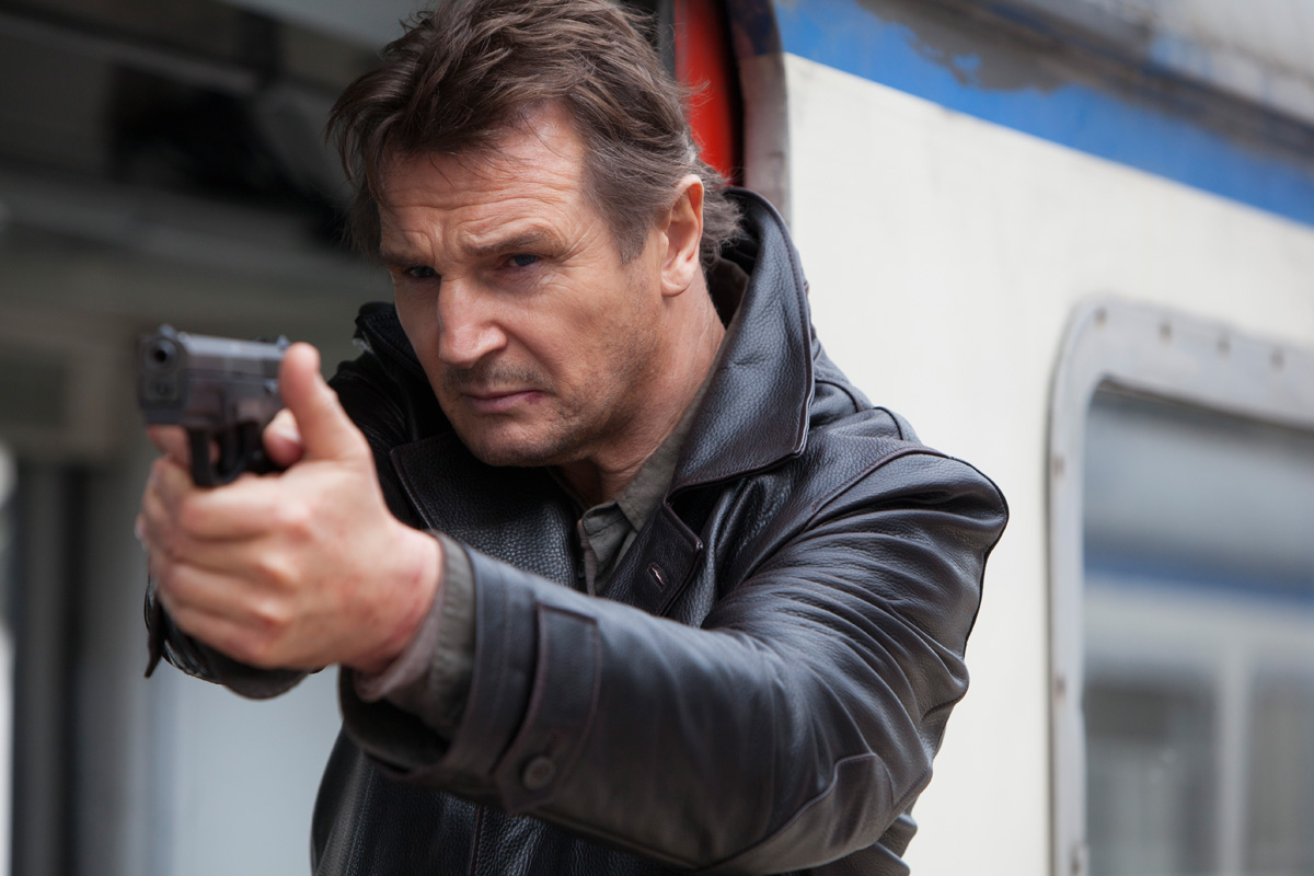 Liam Neeson Does 'Taken,' Again; 'Frankenstein' Searches ...