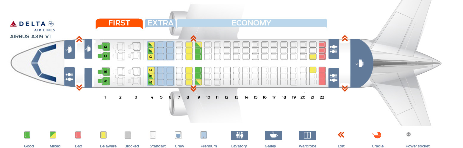Airbus A350 Seating Chart