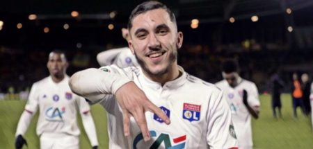Rayan Cherki: All You Need To Know About Lyon's 17-year-old Wonderkid