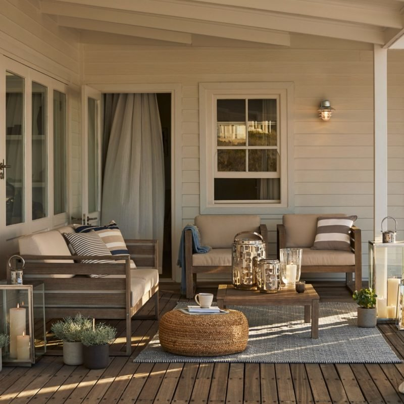 Outdoor Furniture 4 Seater