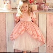 Tutorial for the skirt of this Gorgeous Princess Gown!
