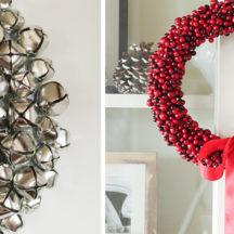 20 Christmas Wreaths to Make