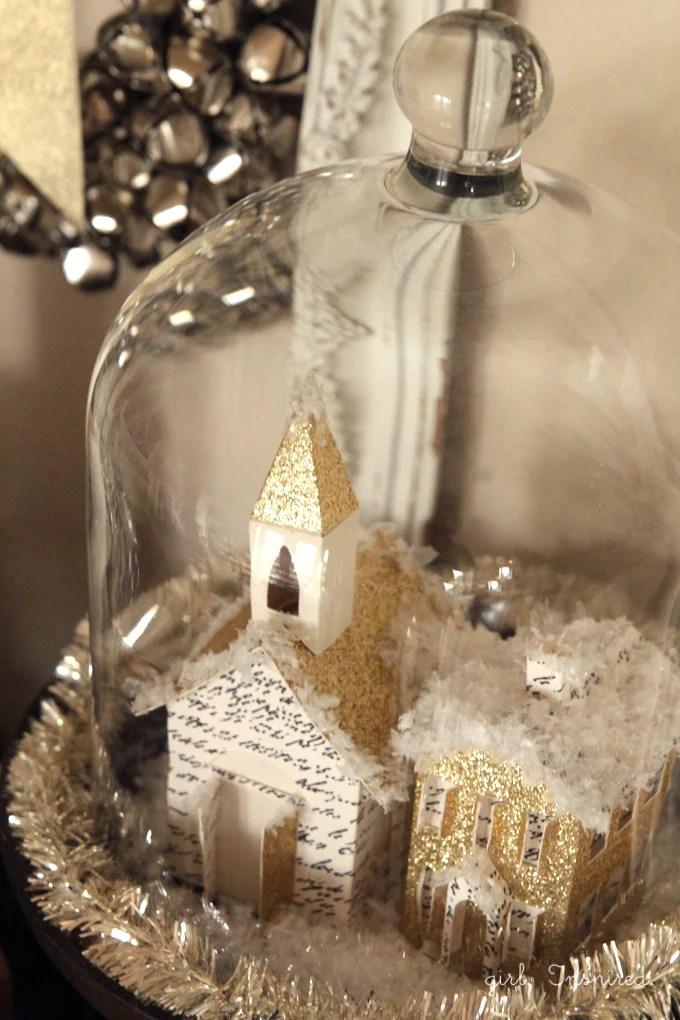Winter Wonderland Village