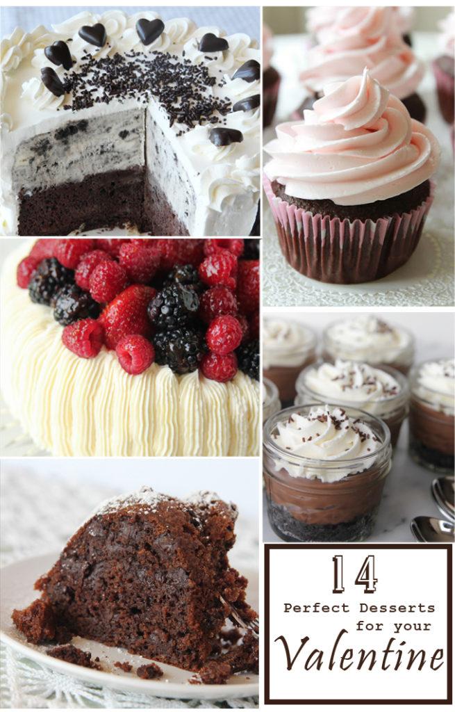 14 Valentine's Dessert Recipes