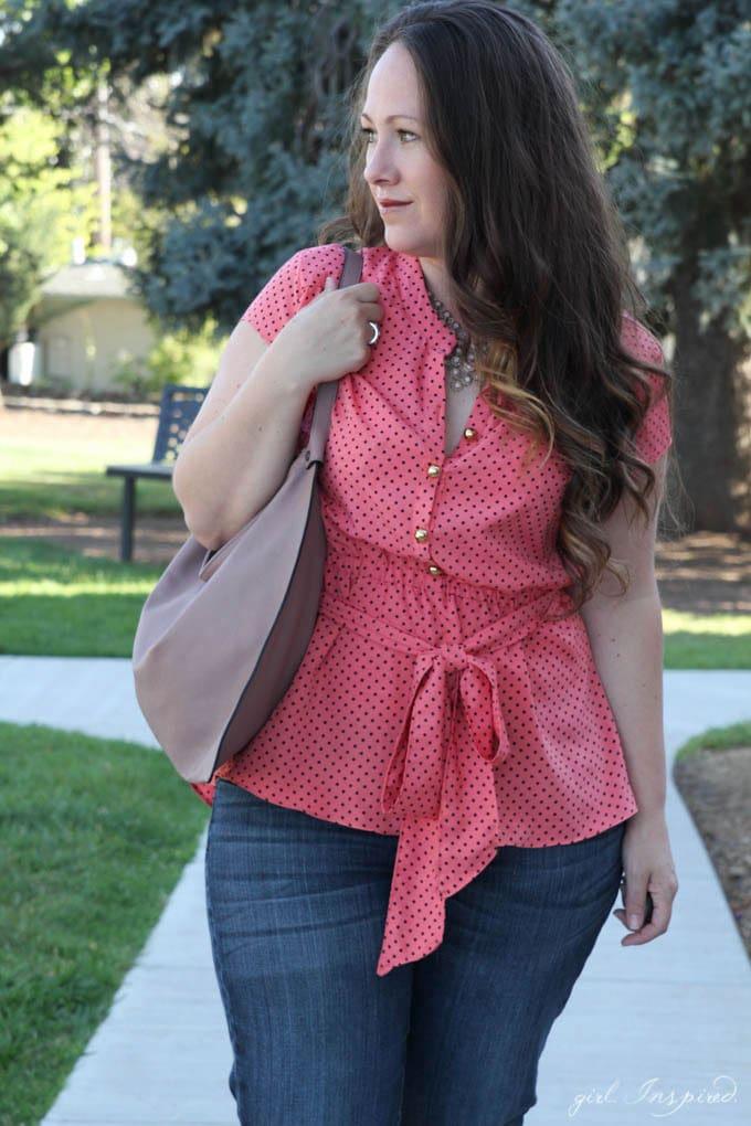 Marigold Blouse - sewing pattern