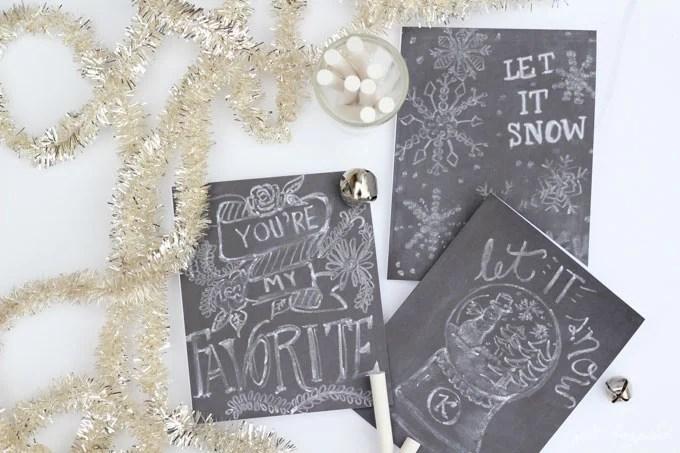 DIY Chalkboard Art - Learn the Art of Chalk Lettering!