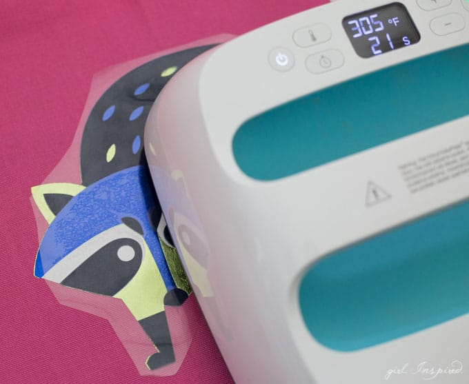 Easy Iron-On Vinyl with Cricut EasyPress - simple, fast, professional results without the guesswork!