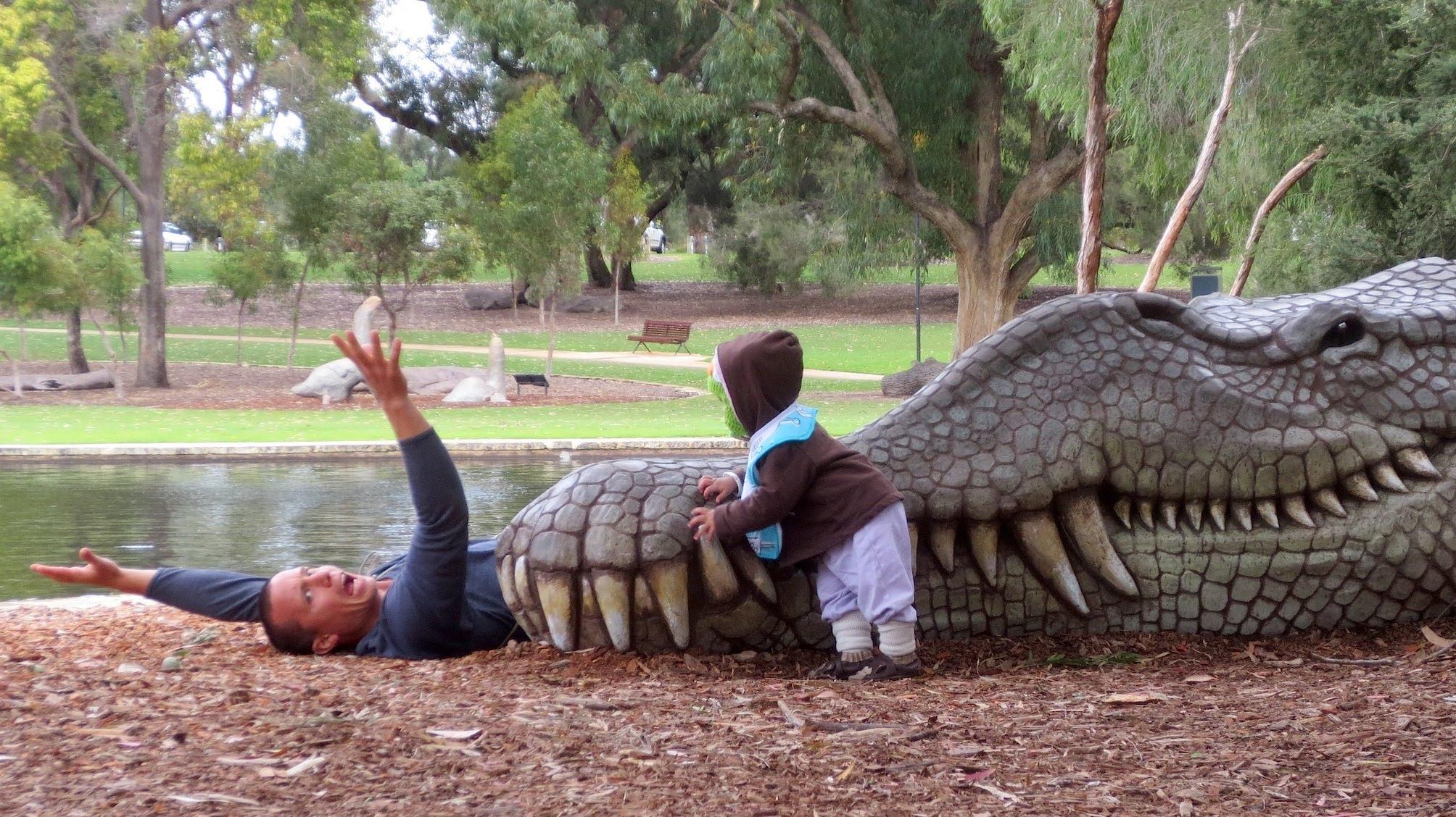 Man killed By Crocodile - The Glitters Online