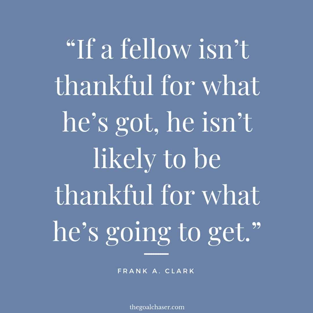 Blessings Thankful Quotes
