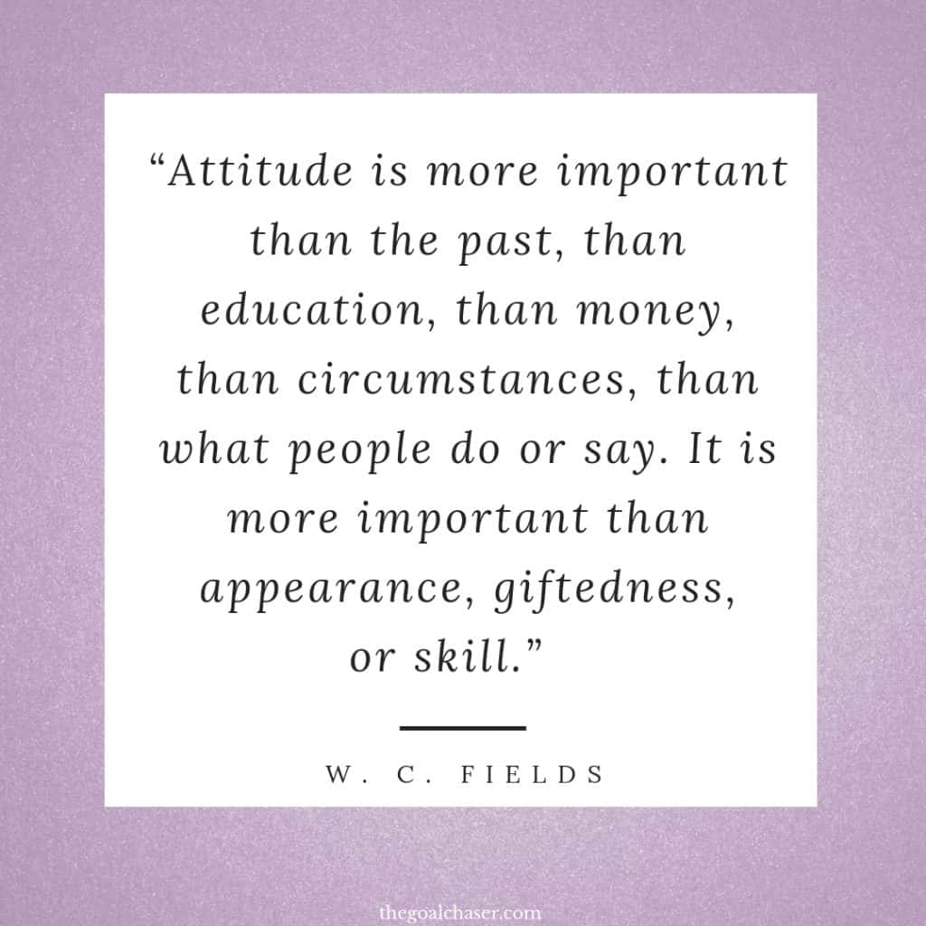 50 Positive Attitude Quotes To Highlight The Power Of