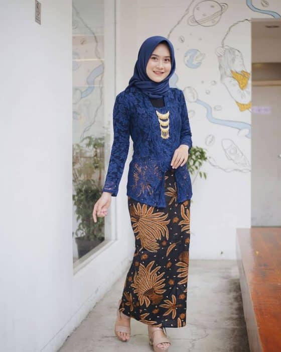 Model Model Baju Duyung Brokat 24