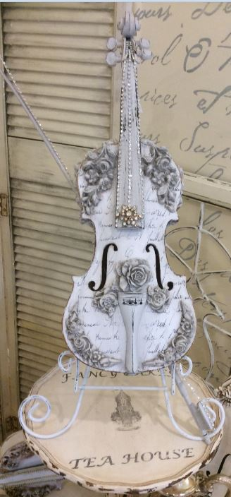 Embellished Violins Reader Feature The Graphics Fairy