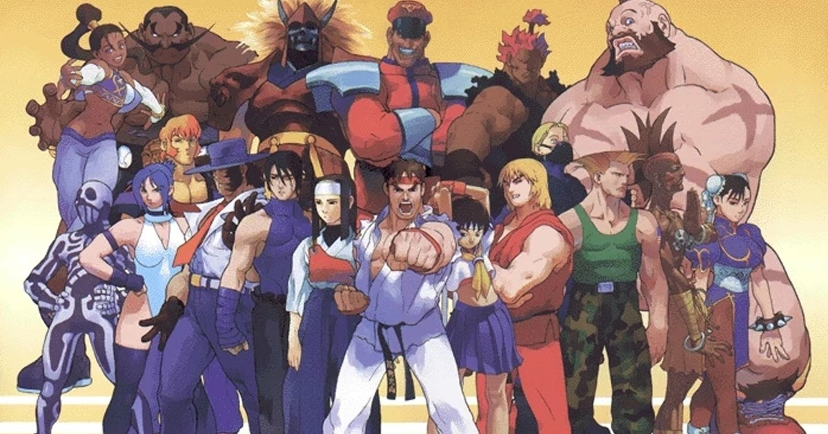 Street Fighter Character Not Enough of Racial Stereotype ...