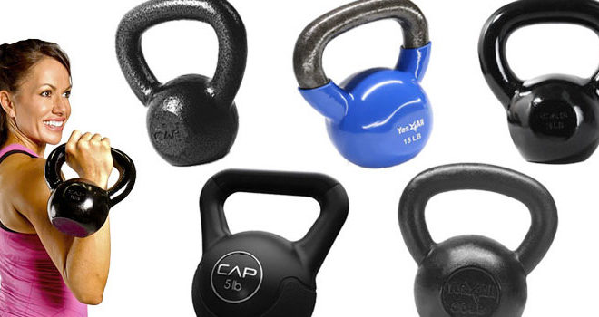 Top 5 Kettlebell Weights