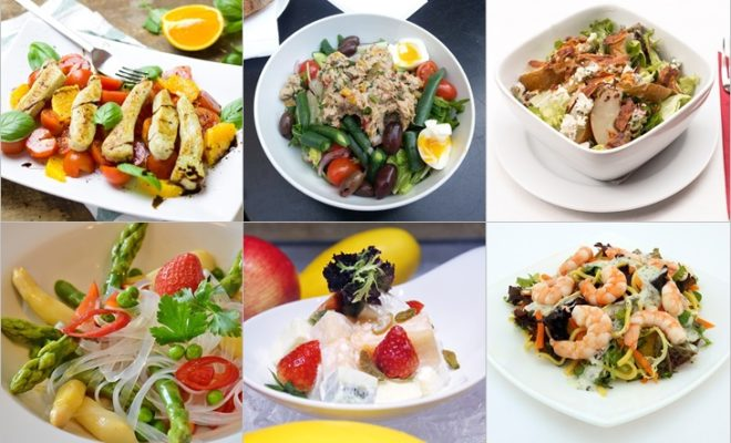 Tasty Salad Recipes