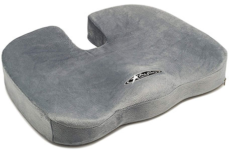 Aylio coccyx orthopedic foam seat cushion