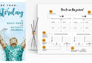More Than Yesterday - My Daily Food and Activity Journal
