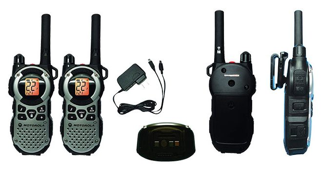 Motorola MT352R FRS Two Way Radio