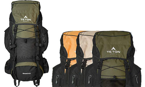 Teton Sports Internal Backpack