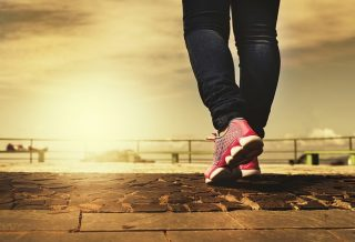 4 Ideas for Walking More Steps in a Day
