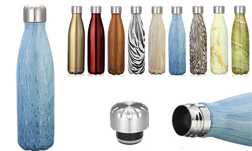 King Do Way Double Wall Vacuum Water Bottle