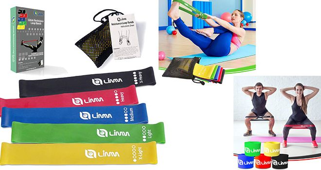 Limm Resistance Bands Exercise Loops Review