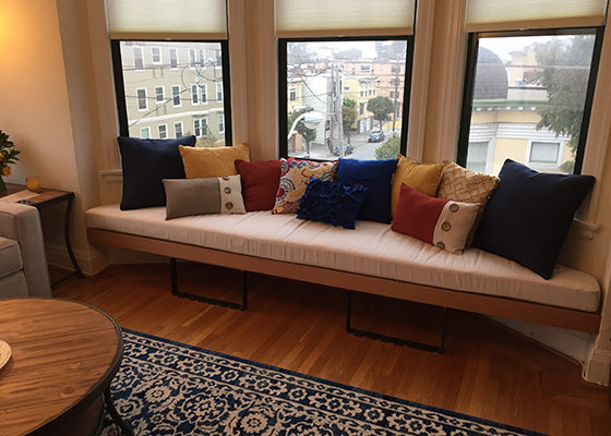 Custom Cushion Pillows Amp Draperies From Hearth Amp Home