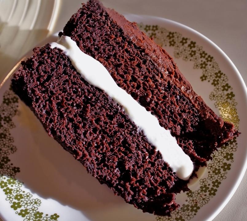 Triple Mousse Recipe Cake Choc