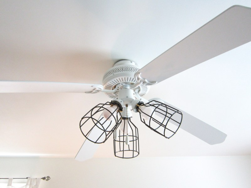 Ceiling Fan Light Covers   ceiling fan light upgrade